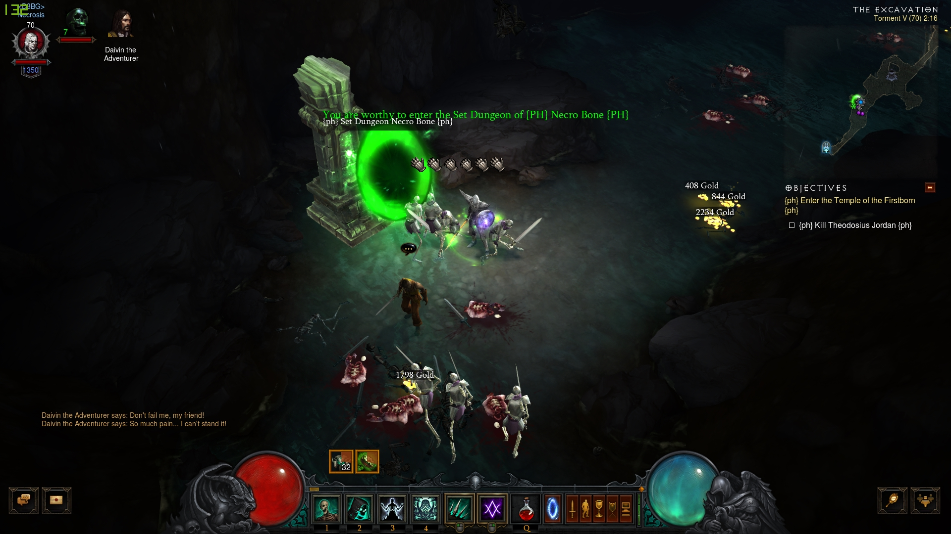 Necromancer Builds Diablo Fans