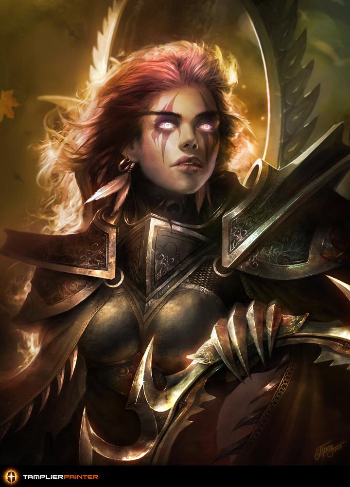 Warcraft III Maiev Shadowsong