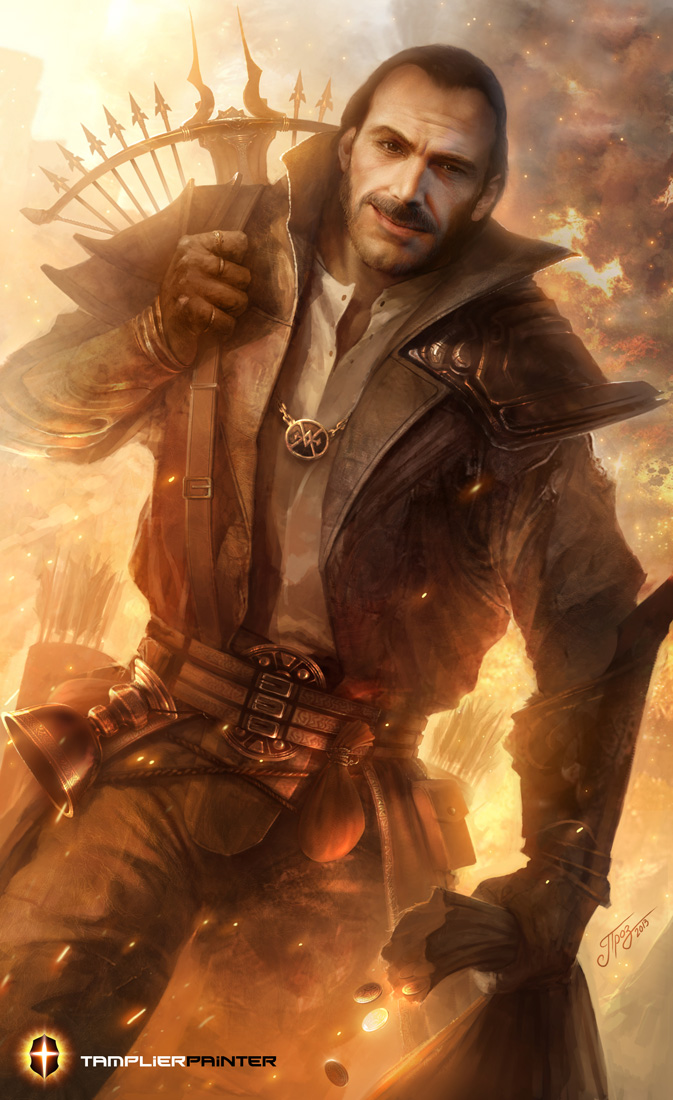 Diablo III Scoundrel