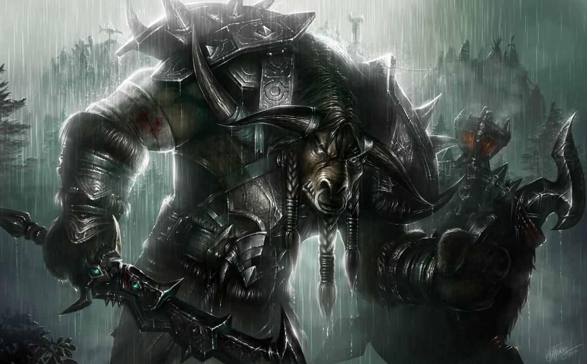 Warcraft III Tauren
