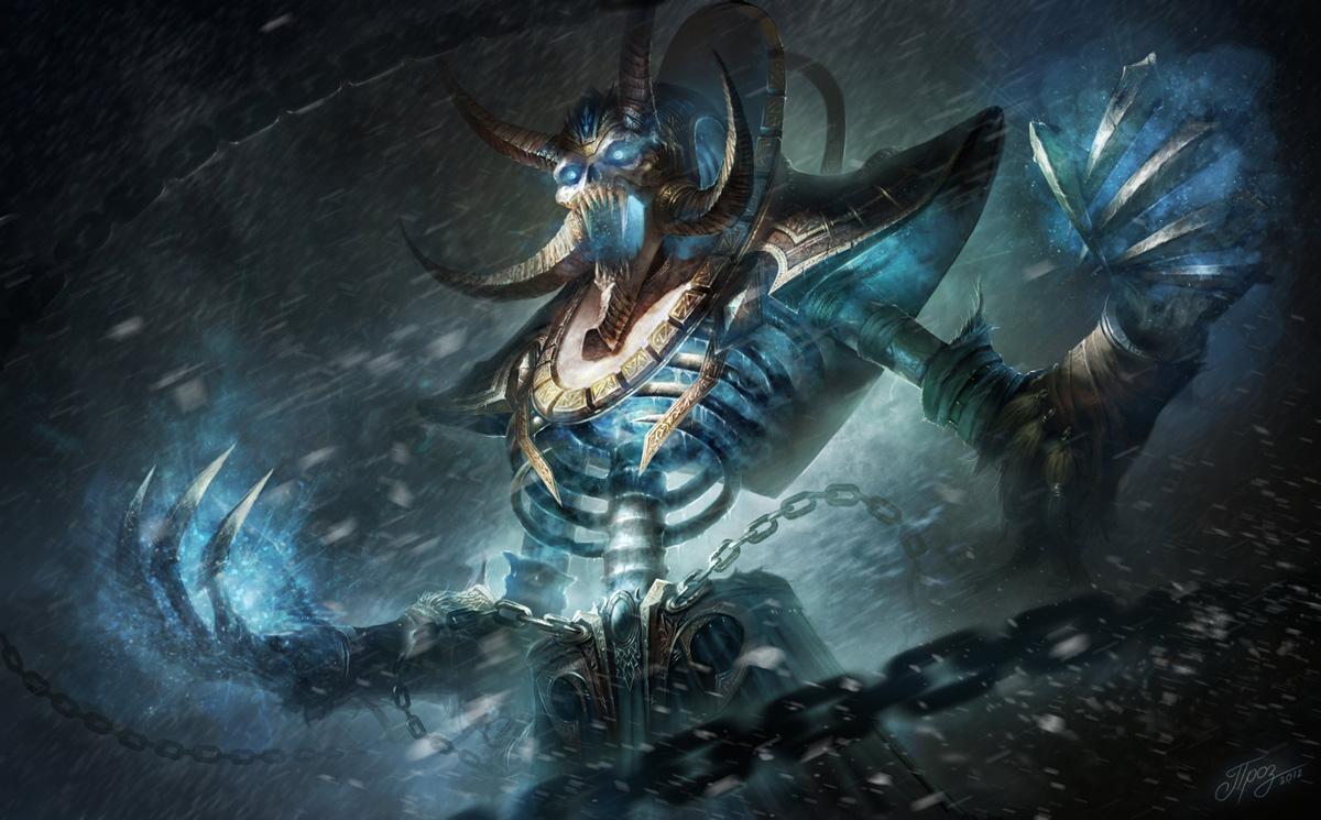 Warcraft III KelThuzad