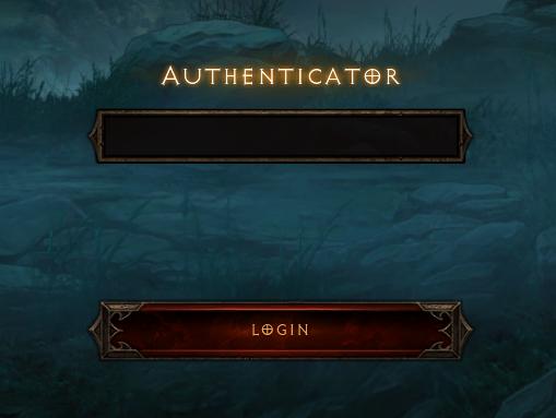 authenticator в бетата